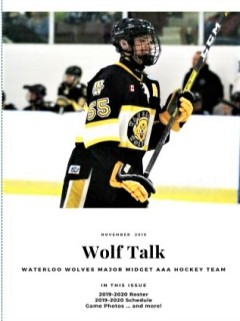 wolftalk cover nov 2019