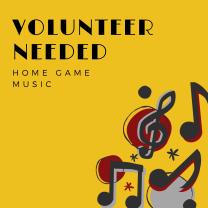music volunteer Instagram Post